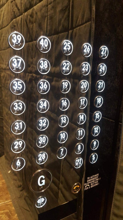 Choose your floor