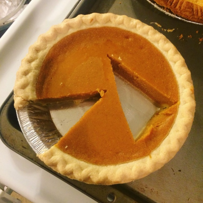 How not to slice a pie